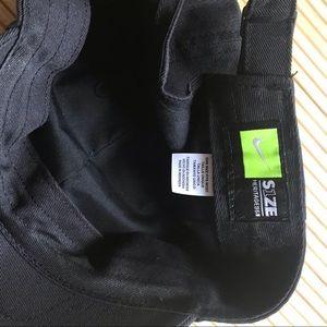Nike Accessories - Women's Nike Black/Gold Hat